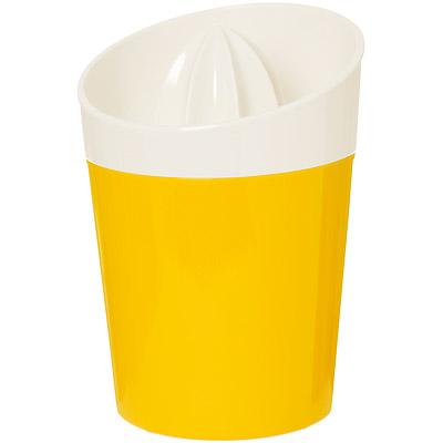EXCELSA 過濾檸檬榨汁器(黃)