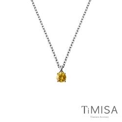 TiMISA《純鈦簡愛》(3色可選)純鈦項鍊(C)