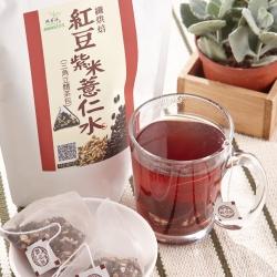 阿華師業茶 纖烘焙 紅豆紫米薏仁水(15g ×12入/袋)