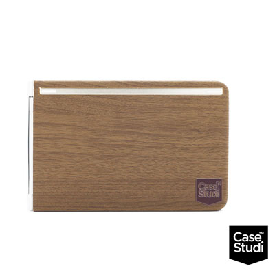 CaseStudi木紋藍芽鍵盤CSKBTFB-2WD-白色