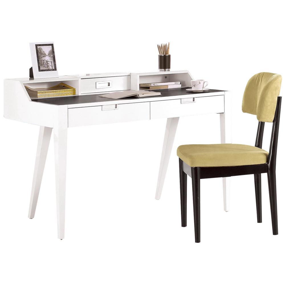 時尚屋 貝絲桌椅組 桌寬120.5cm