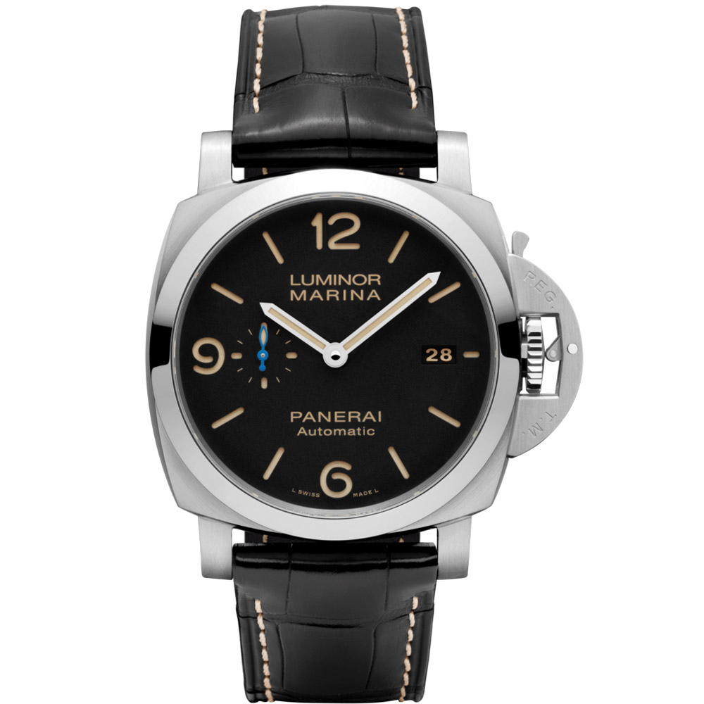 PANERAI沛納海LUMINOR MARINA PAM01312自動上鍊腕錶-44mm