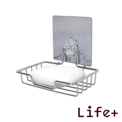 Life Plus 環保無痕魔力貼掛勾-肥皂架
