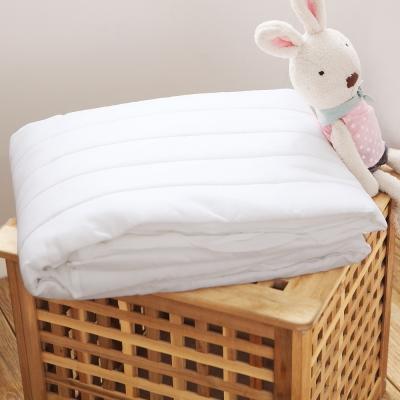 RODERLY 台灣製直紋床包式保潔墊-雙人