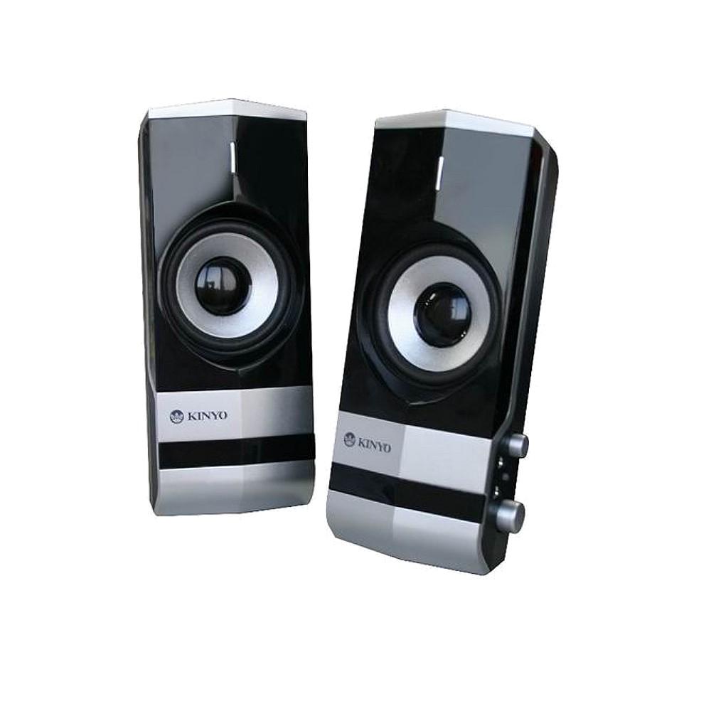 KINYO 2.0聲道二件式多媒體音箱(PS-292)