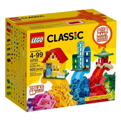 【2017】樂高積木LEGO Classic 基本顆粒系列 - LT10703 拼砌創意盒