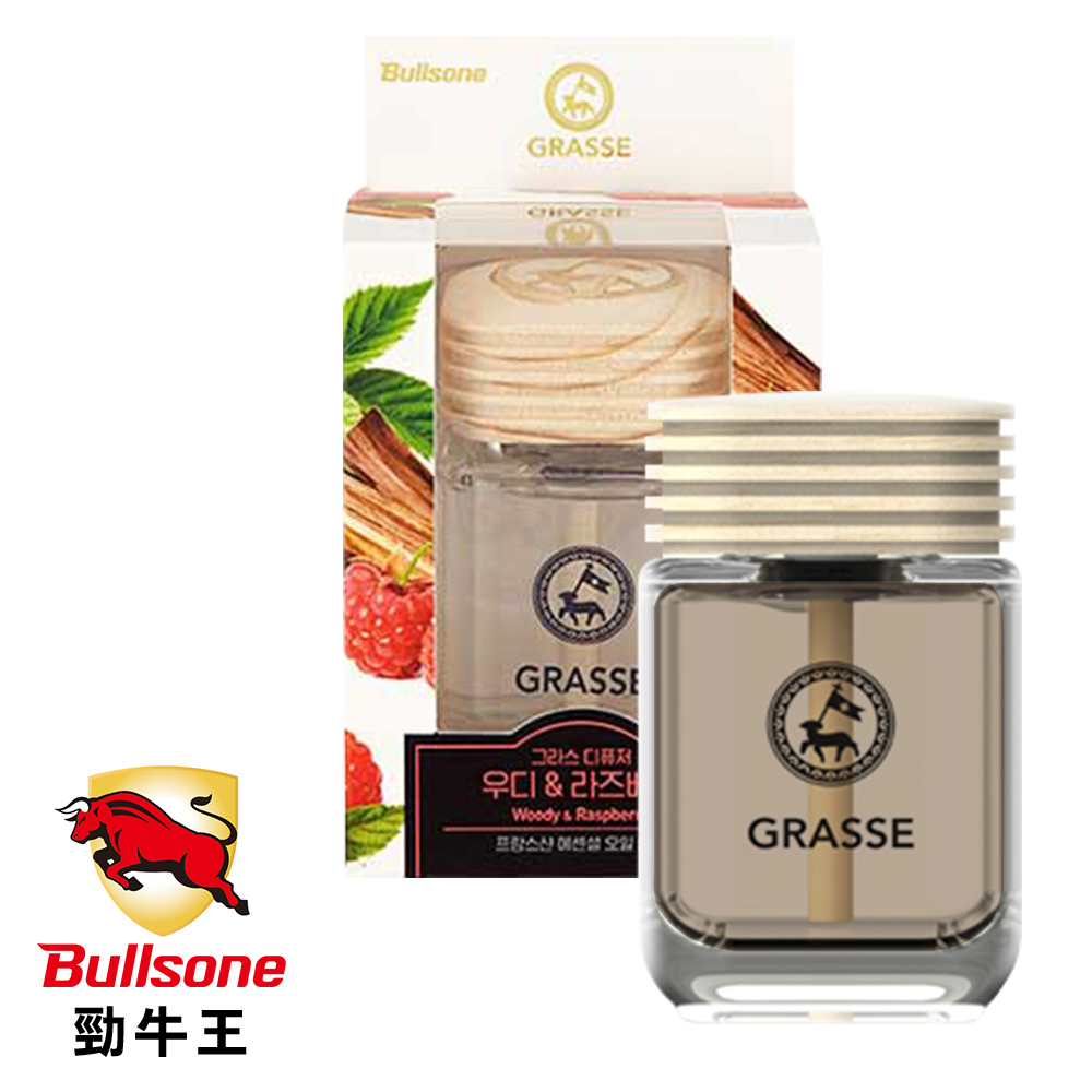 【Bullsone】格拉斯松木香水(木頭&覆盆子)