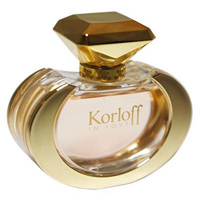 Korloff 墮入愛河 女性 (IN LOVE) 淡香精 50ml