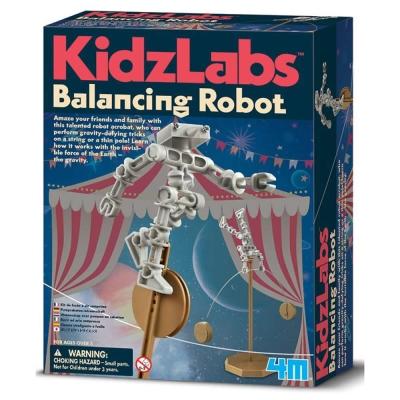 4M科學探索 - 平衡機器人
