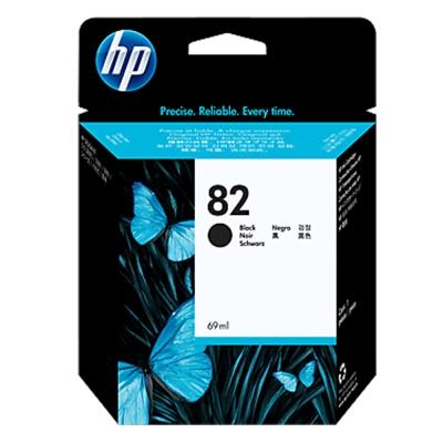 HP CH565A NO.82 原廠黑色墨水匣