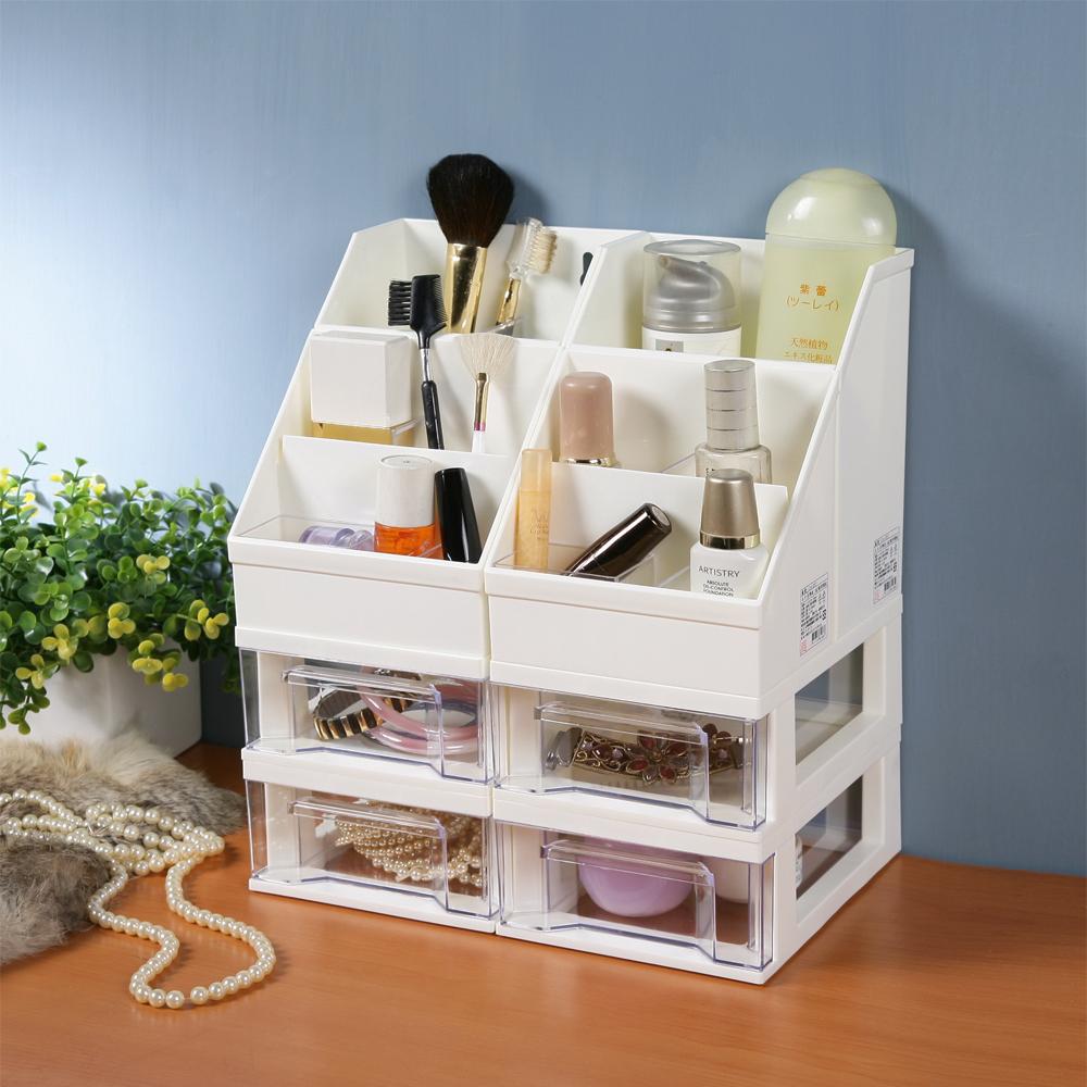 創意達人德思克創意家收納盒8件組