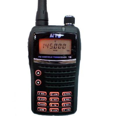 MTS-V18 5W專業手持式 無線對講機