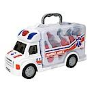 兒童玩具 聲光救援車醫護組 661-172