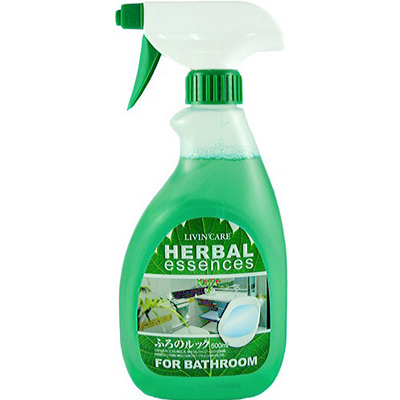 【LIVIN 'CARE】草本系列浴廁清潔劑500ml