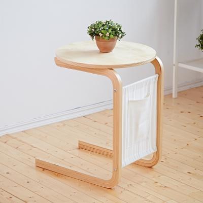Bed Maker-人氣無尾熊 邊桌/餐桌/邊几/實用茶几(曲木製造)49x45x56cm