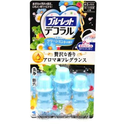 小林製藥 馬桶凝膠除臭劑-藍色薄荷(23g)