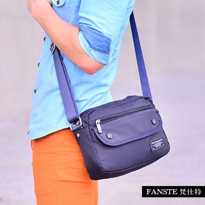 Fanste_梵仕特 側背包-都會風尚多功能-9090