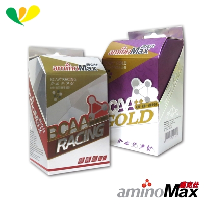 aminoMAX邁克仕 BCAA RACING+BCAA GOLD(各一盒)