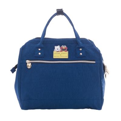 MARC ROCOOX芝麻街聯名款-漫遊輕旅三用後背包-8002-謐靜藍