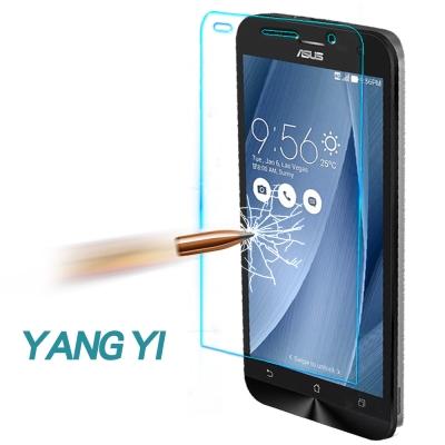 YANGYI揚邑 ASUS ZenFone 2 Laser 防爆9H鋼化玻璃貼