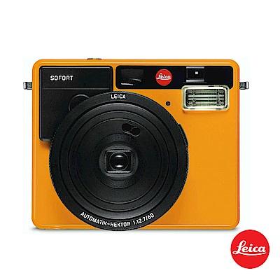 Leica 徠卡 Sofort 拍立得相機(公司貨)-橘色