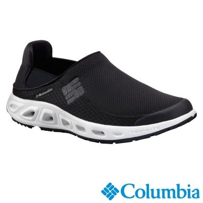 【Columbia哥倫比亞】男-水陸兩用鞋-黑色 UBM44800BK