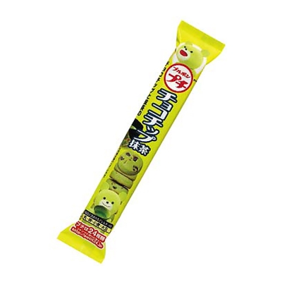 Bourbon北日本 巧克力抹茶餅乾(58g)