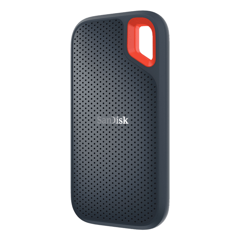 SanDisk E60 Portable SSD 500G 行動固態硬碟