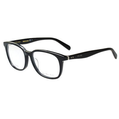 CELINE- 低調復古 光學眼鏡 (黑色)CL1021F