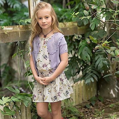 PIPPY 夏季搭配線衫外套 紫
