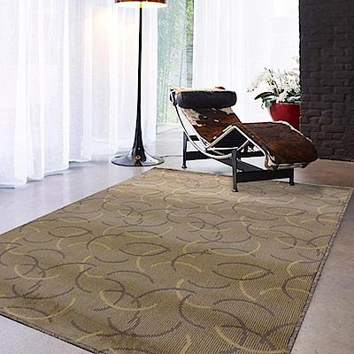 范登伯格 - 雲遊-時尚素面進口地毯-玲瓏-150x200cm