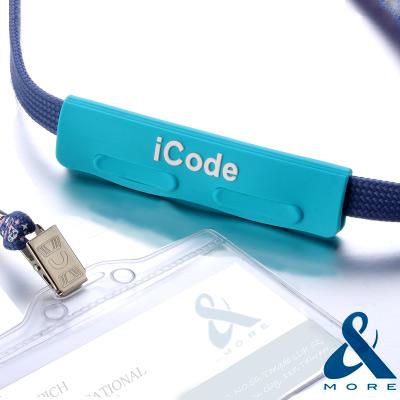 Office健康系!! 話題 ICODE上班族識別證能量夾片