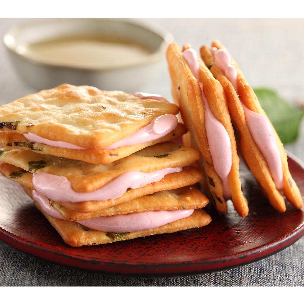 聖祖貢糖 牛軋餅-草莓(144g)