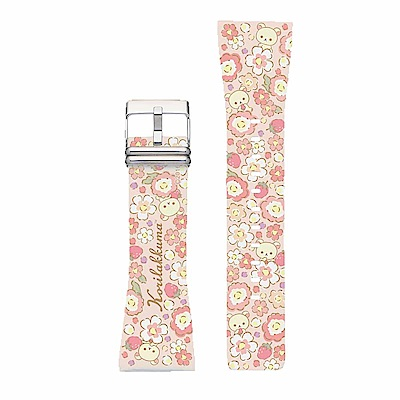 Smart Canvas 錶帶 小白熊 花卉草莓