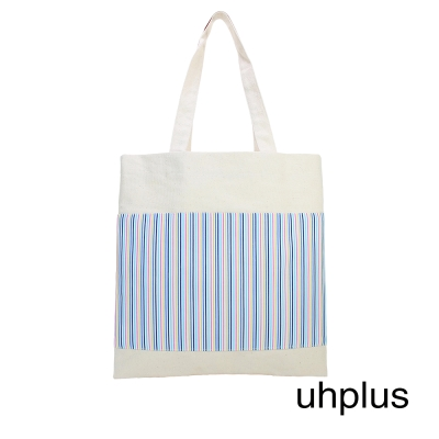 uhplus Twin Pocket 輕提袋-小彩虹