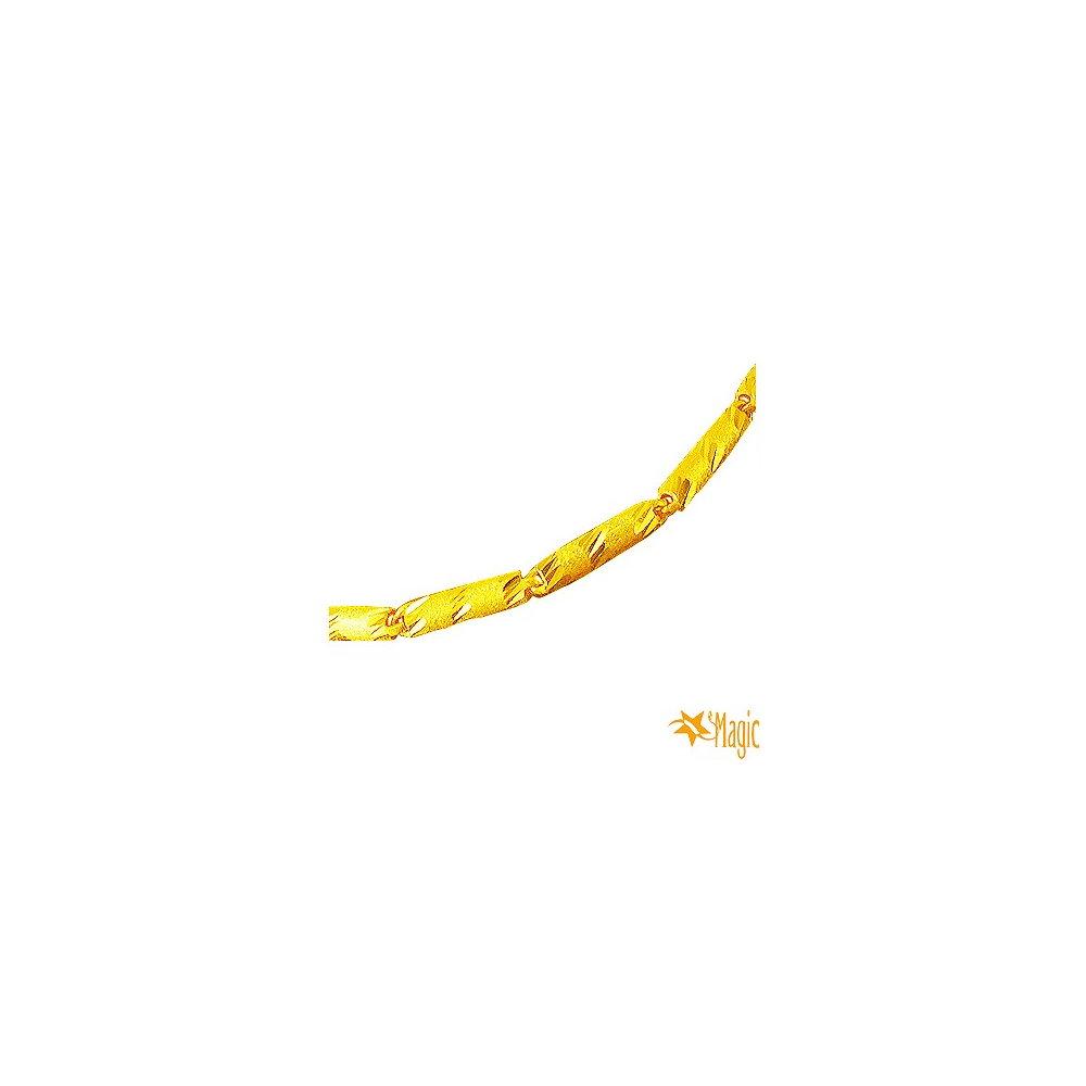 【Magic魔法金】紳士黃金項鍊 (約3.5錢)