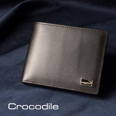 Crocodile Titanium系列短夾-中翻子夾款-0103-07802-01