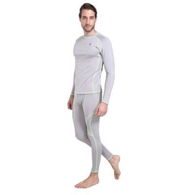 PUSH-機能面料萊卡完美比例運動保暖長袖內衣褲衛