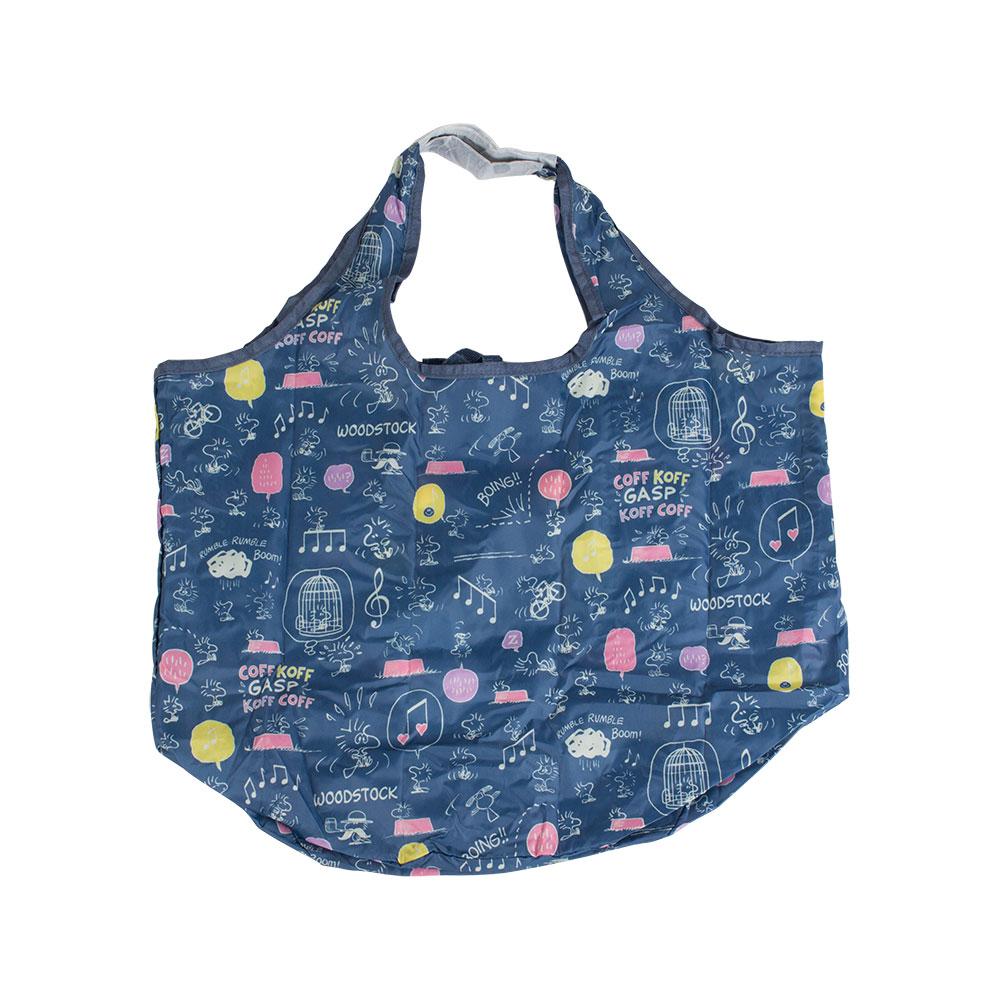 Sanrio SNOOPY趣味設計系列環保購物袋(糊塗塔克音樂會)