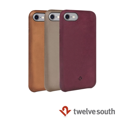 Twelve South iPhone 7 皮革保護背蓋