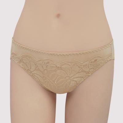 曼黛瑪璉 包覆提托經典  低腰三角內褲(渡假膚)