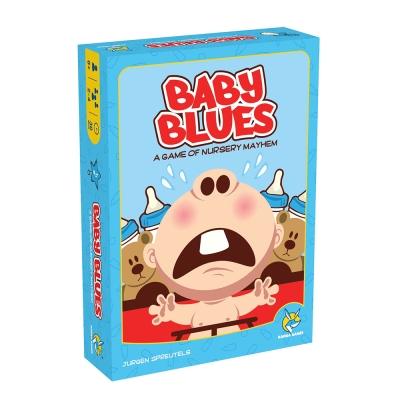 超級媬姆 Baby Blues 中文版桌遊