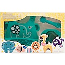 【麗嬰房】MARCUS&MARCUS 動物樂園餵食禮盒組 (3款可選)