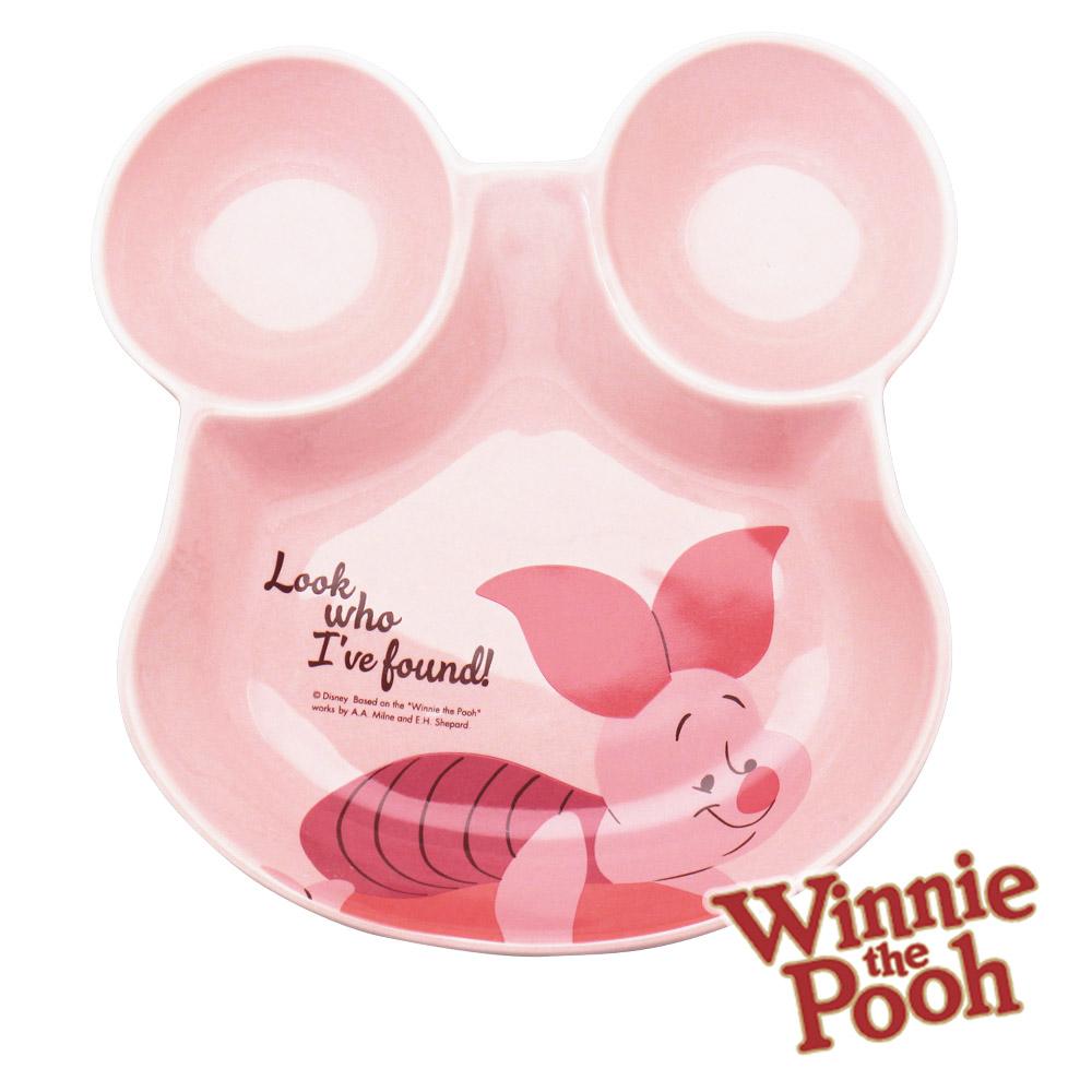 迪士尼Disney 歡樂維尼陶瓷分隔盤/4款任選(快) product image 1