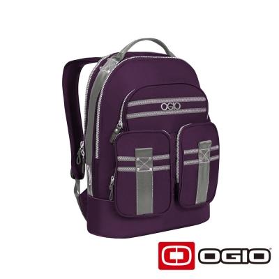 OGIO TRIANA 特里亞納 15 吋電腦後背包-紫色