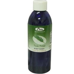 ebio伊比歐 茶樹沐浴精200ml-各種肌膚適用(略涼配方)