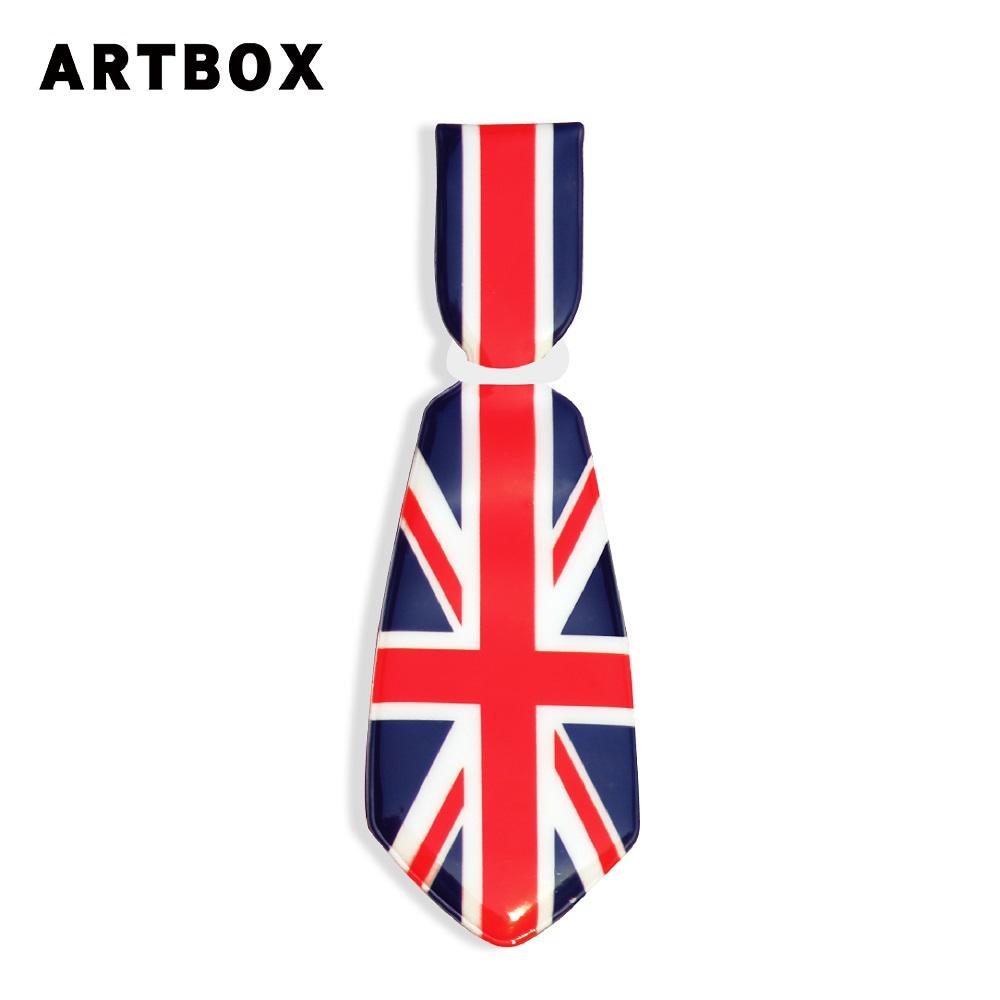 ARTBOX- 領帶造型行李吊牌(國旗系列-英國)