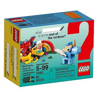 LEGO樂高 60週年紀念 Building Bigger Thinking系列