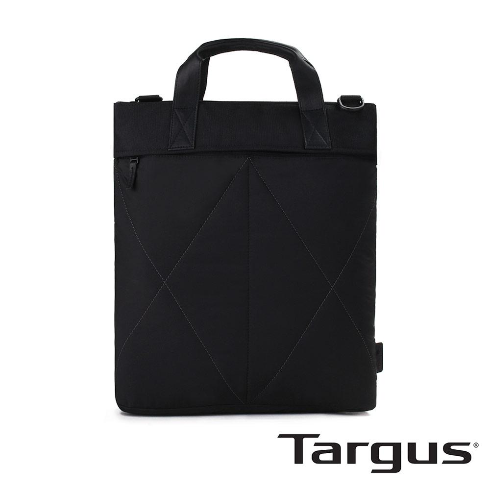 Targus T-1211 都會雅痞側背托特包-黑色