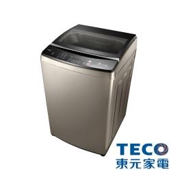 [無卡分期12期]TECO東元 15KG 變頻直立式洗衣機 W1588XS